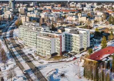 Järvenpään Ainonranta & Urheilukatu 15