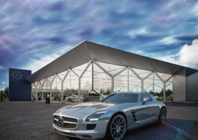 Mercedes-Benz Flagship Store – Finland